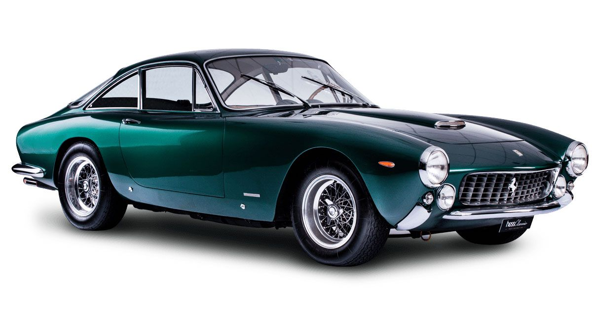 Here's How Much A Classic Ferrari Lusso Is Worth Today | HotCars