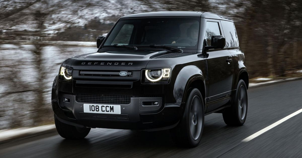 10 Things You Should Know Before Buying The New Land Rover Defender