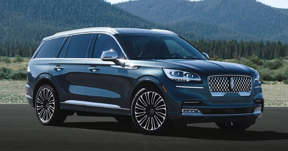 Here's What Makes Aviator The Best Among Lincoln SUV Models