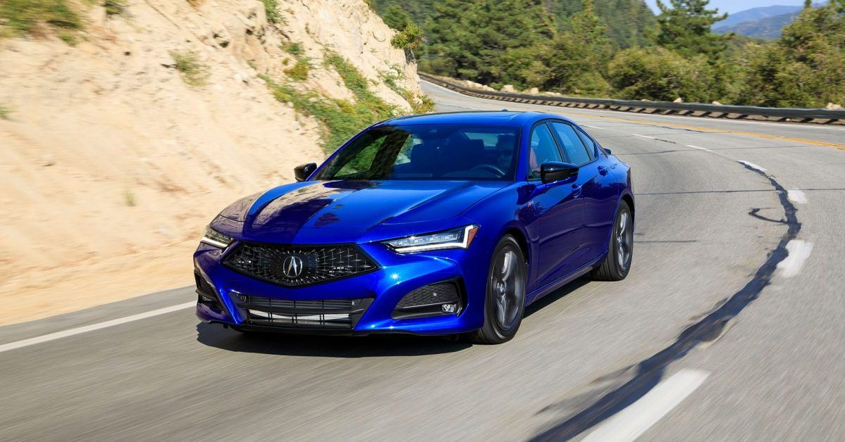 These Are The Things We Love About The 2021 Acura TLX   HotCars