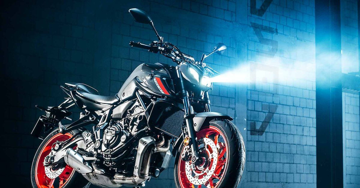 This Is What Makes The Yamaha MT-07 A Good Beginner Bike