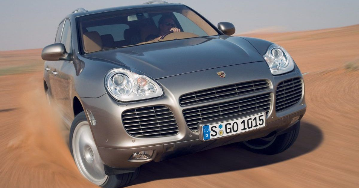 These 2000s Cars Looked Great... But Now They Look Laughably Old And Outdated