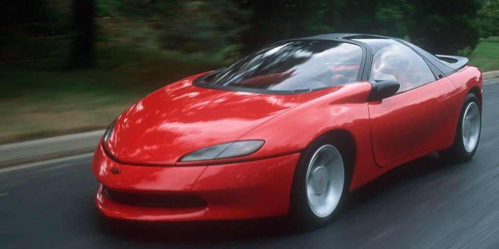 10 Cool Camaro Concepts That Never Made Production | HotCars