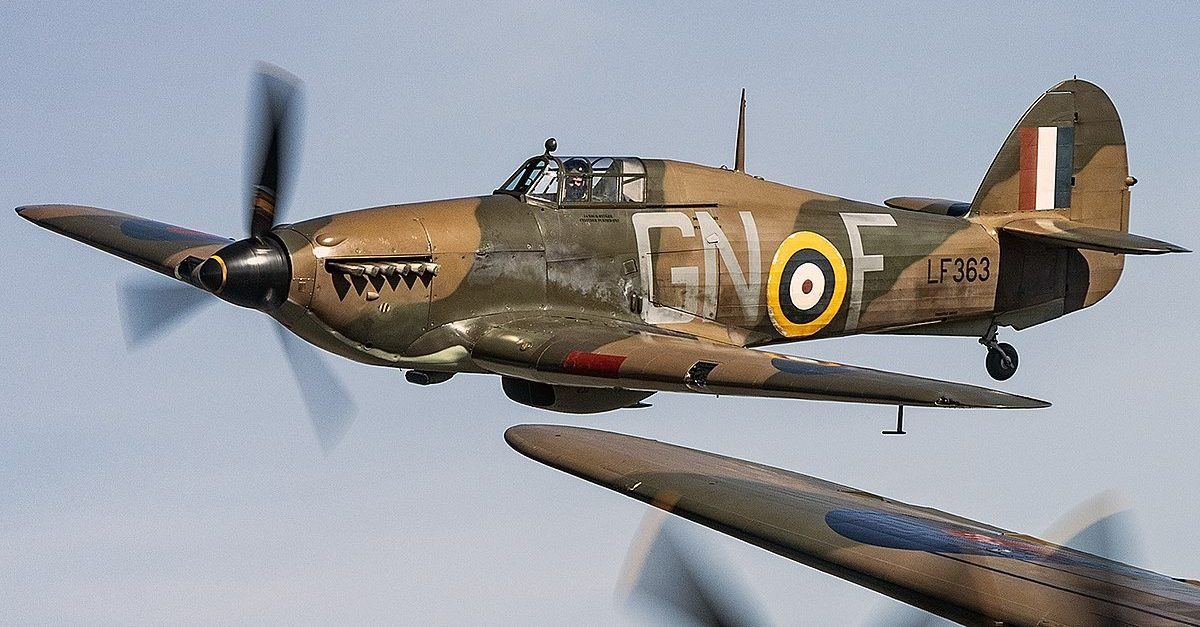 10 Things Everyone Forgot About The Hawker Hurricane | HotCars