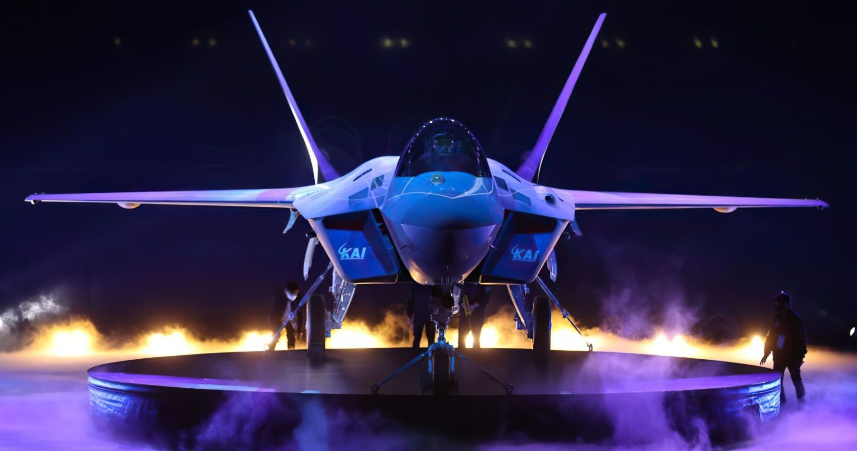 KF-21: The Hyundai Of Jet Fighters | HotCars