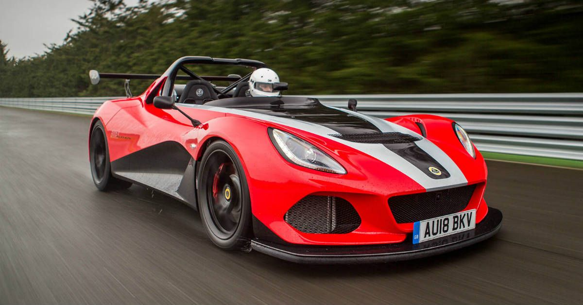 10 British Sports Cars Only Gearheads Drive | HotCars