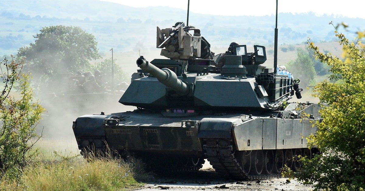 Here's Why The M1 Abrams Tank Program Costs The US Military An Arm And A Leg