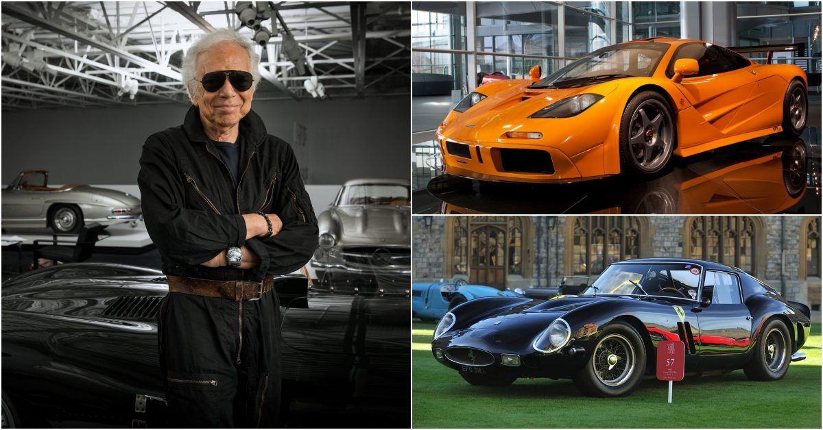 These Are The 10 Sickest Car Collections In The World   HotCars