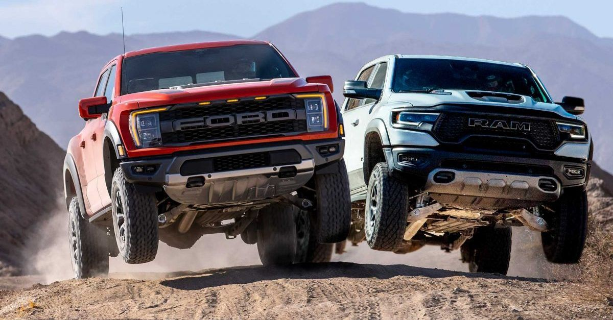 10 Of The Most Powerful Pickup Trucks Available Now | HotCars