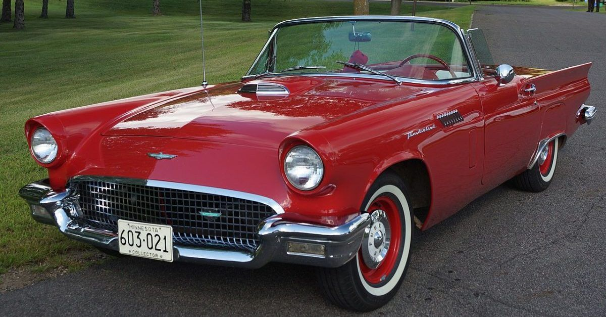 10 Things Everyone Forgot About The Ford Thunderbird | HotCars