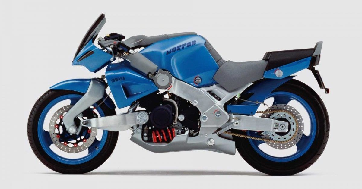 Take A Look At The Greatest Yamaha Concept Bikes Of All Time