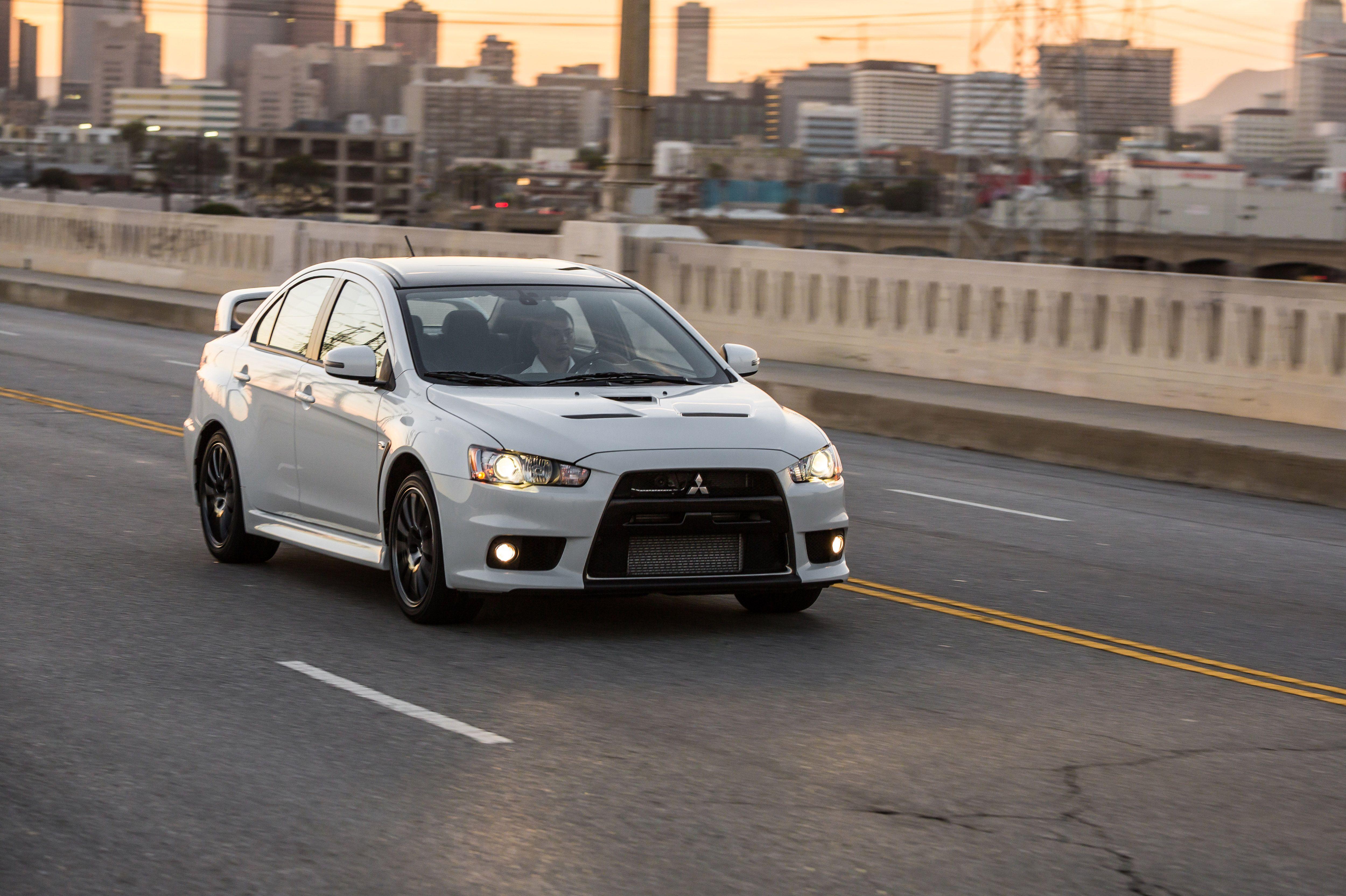 10 Reasons Why The Mitsubishi Lancer Evo X Can Still Compete With The Subaru STI