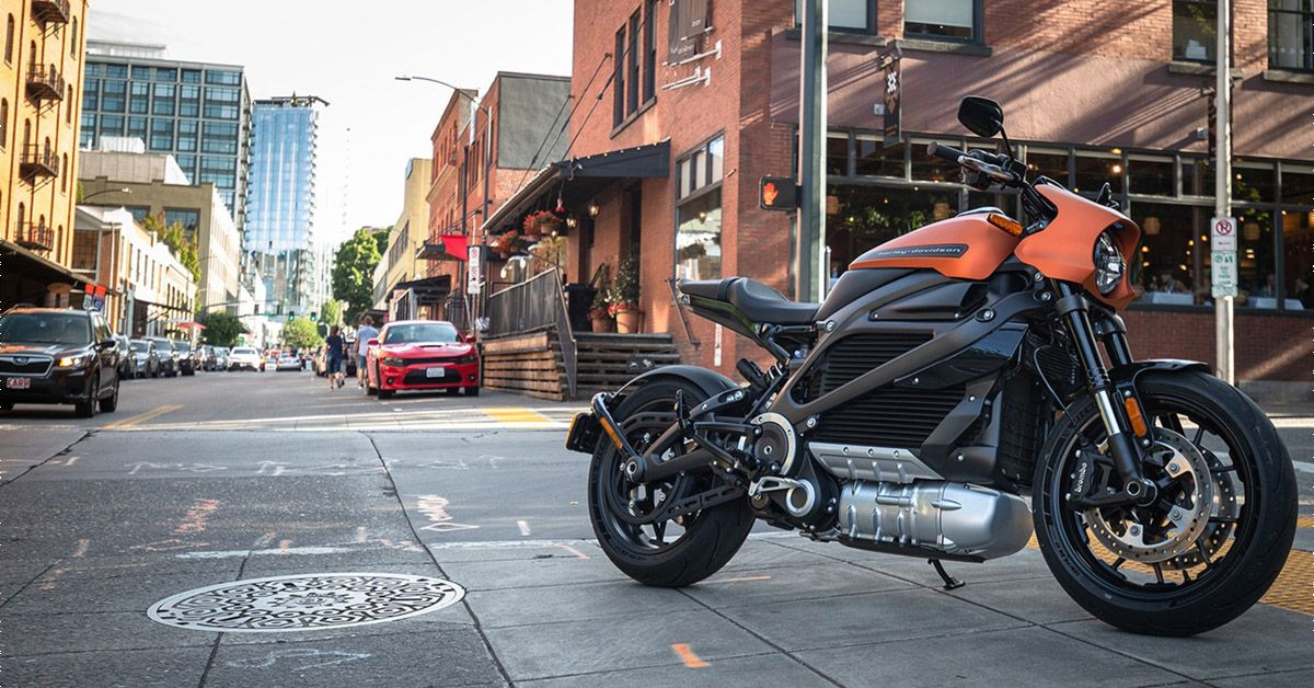 Here's Why Harley-Davidson LiveWire Is The Best Used Electric Motorcycle