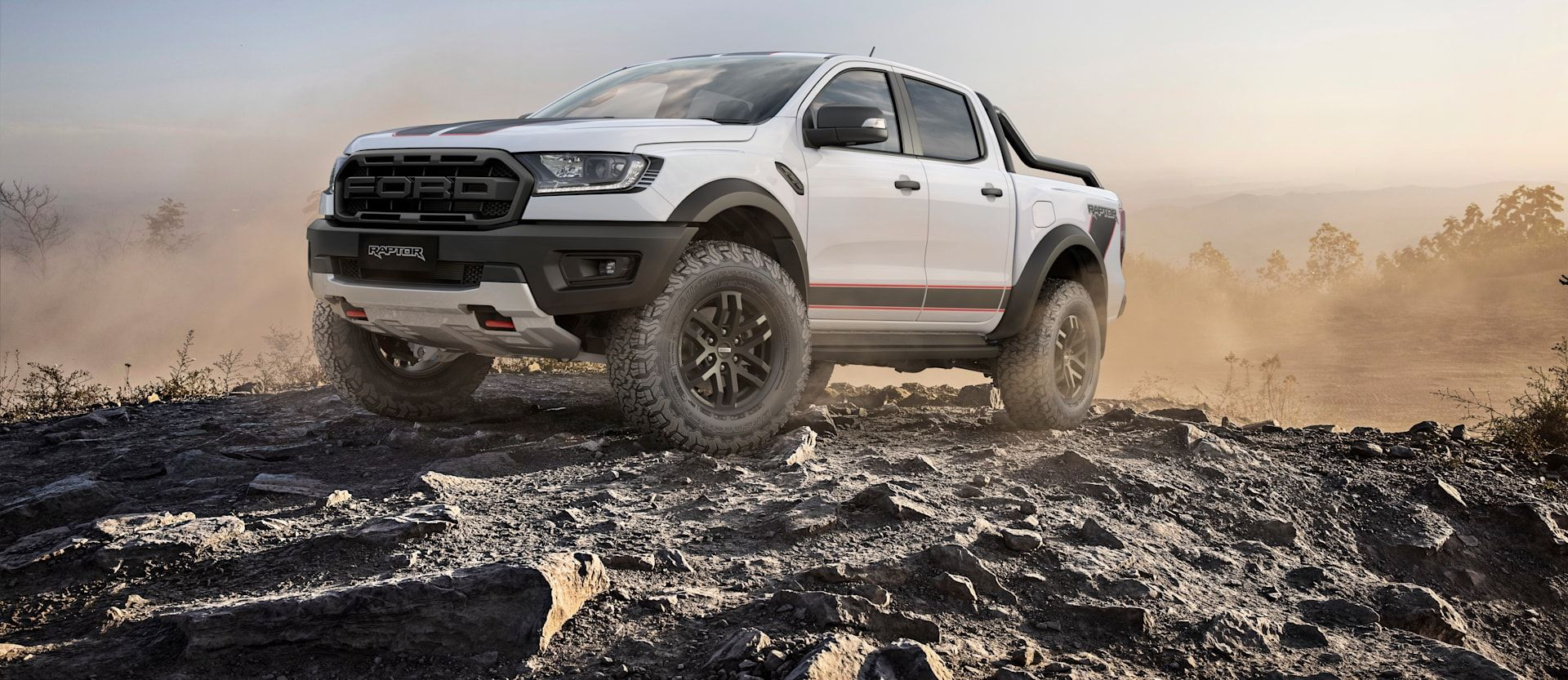 Here's Everything We Know About The Ford Ranger Raptor X
