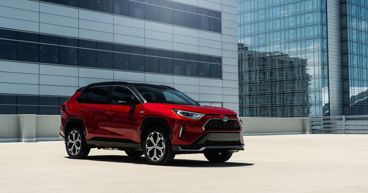 Here's How Toyota Made The RAV4 Prime So Fast | HotCars