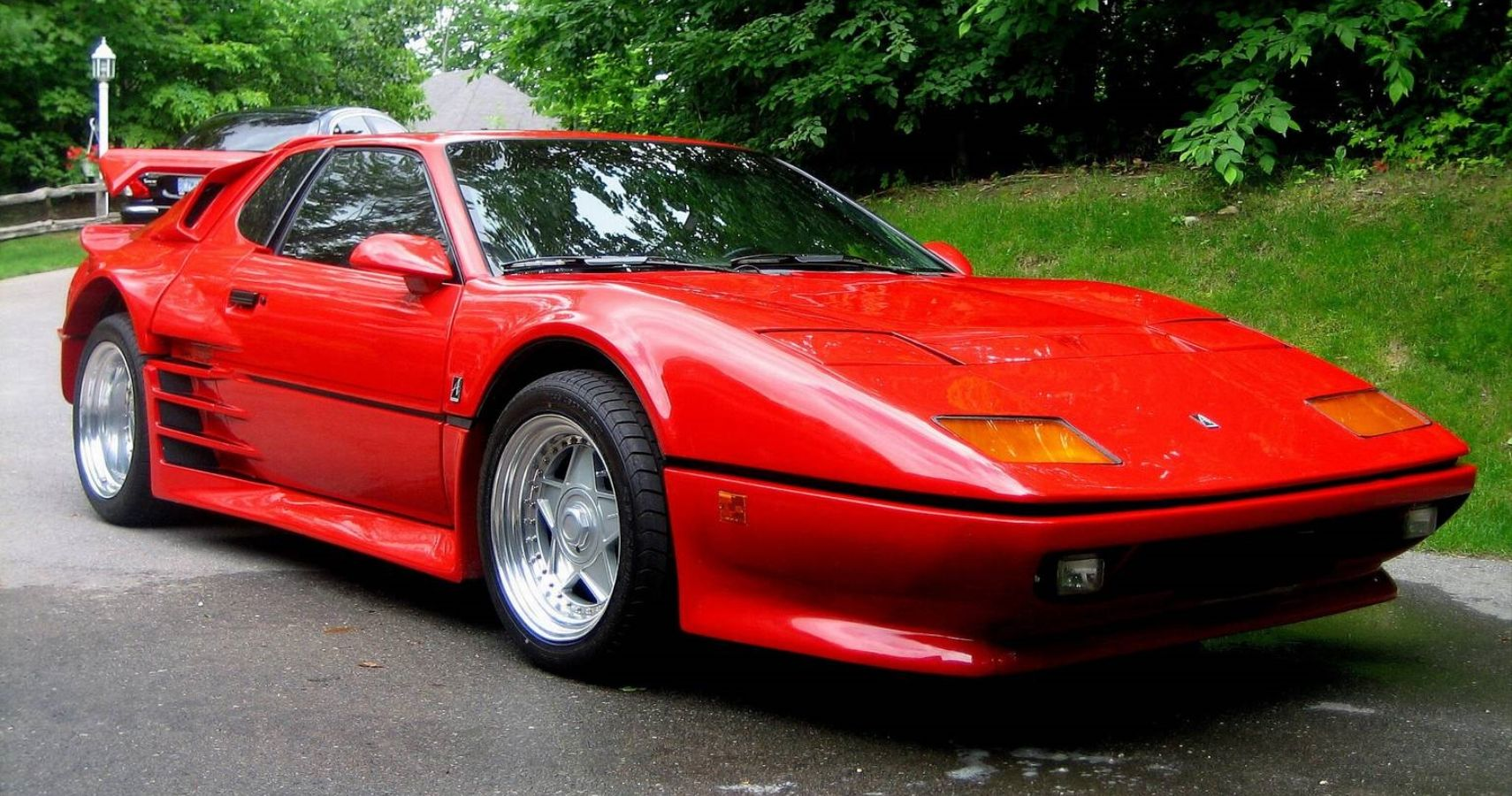 Pontiac Fiero Koenig Inspired Special Is Off To The Auctioneers