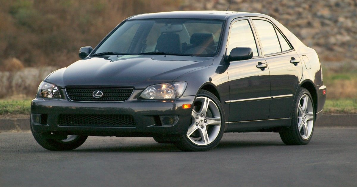 A Look Back At The Evolution Of The Lexus IS | HotCars