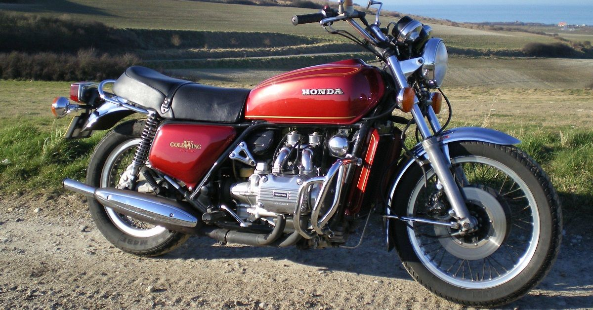 Here's What A 1970s Honda Gold Wing Costs Today | HotCars