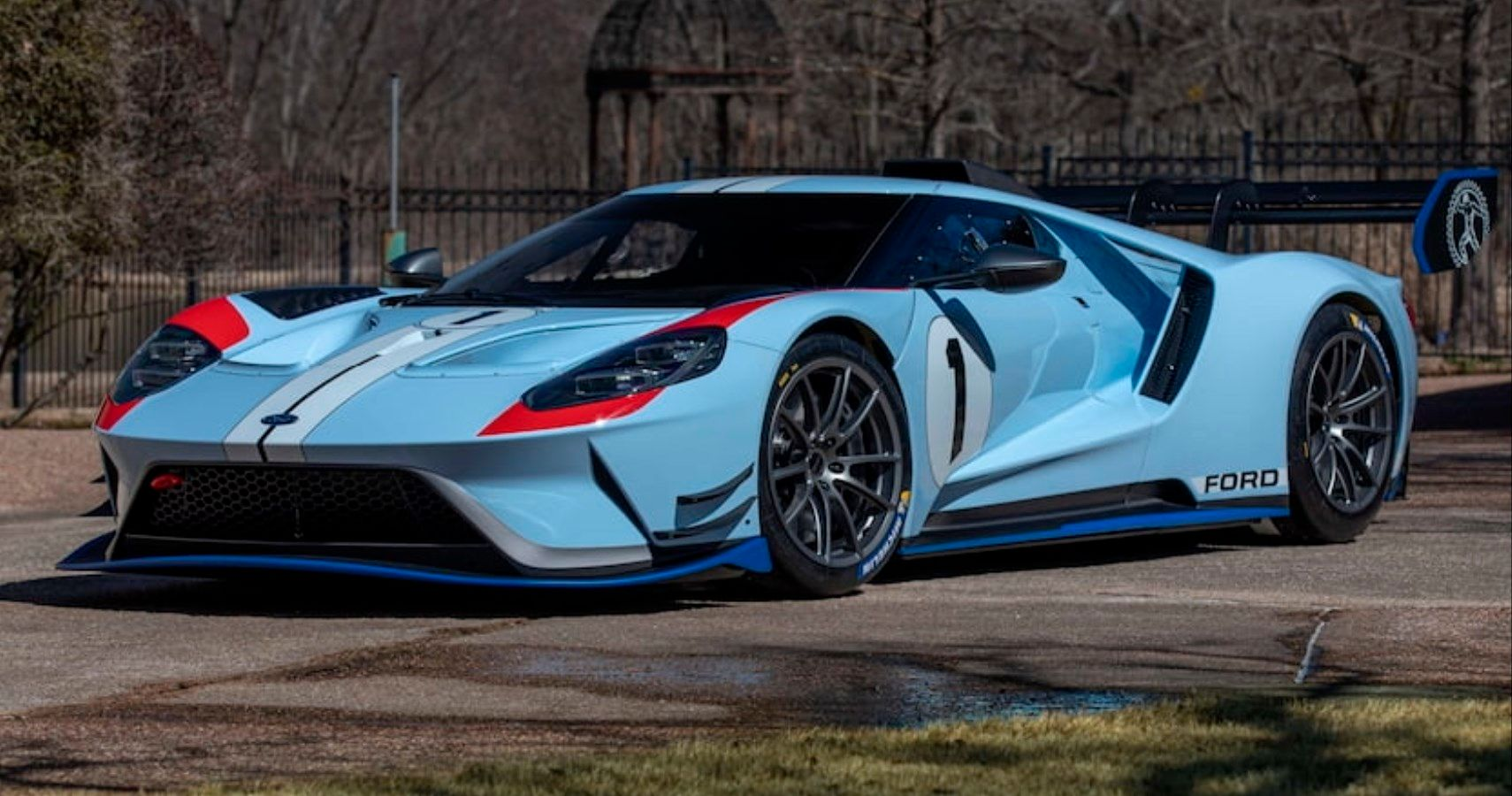 Low Mileage Ken Miles 2020 Ford GT MKII Is Off To Auction