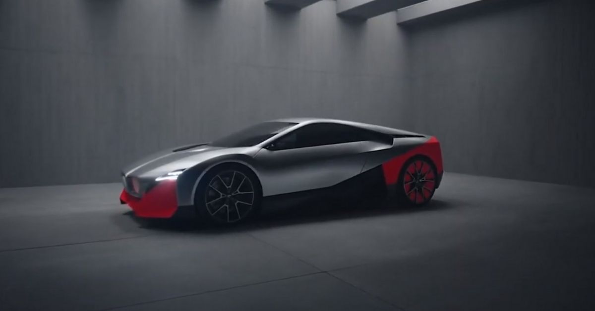 Here Is Everything We Know About The 2024 BMW i8 M | HotCars