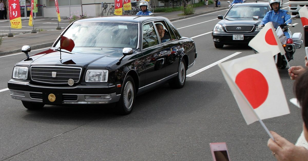 These Are The Official State Cars Of Japan   HotCars