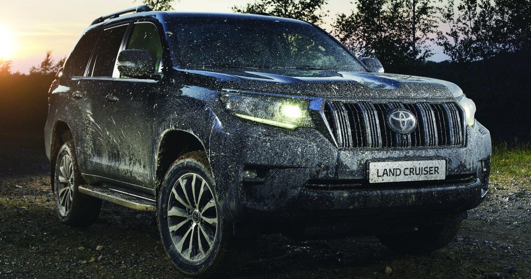 Toyota Land Cruiser: A Bulletproof SUV | HotCars