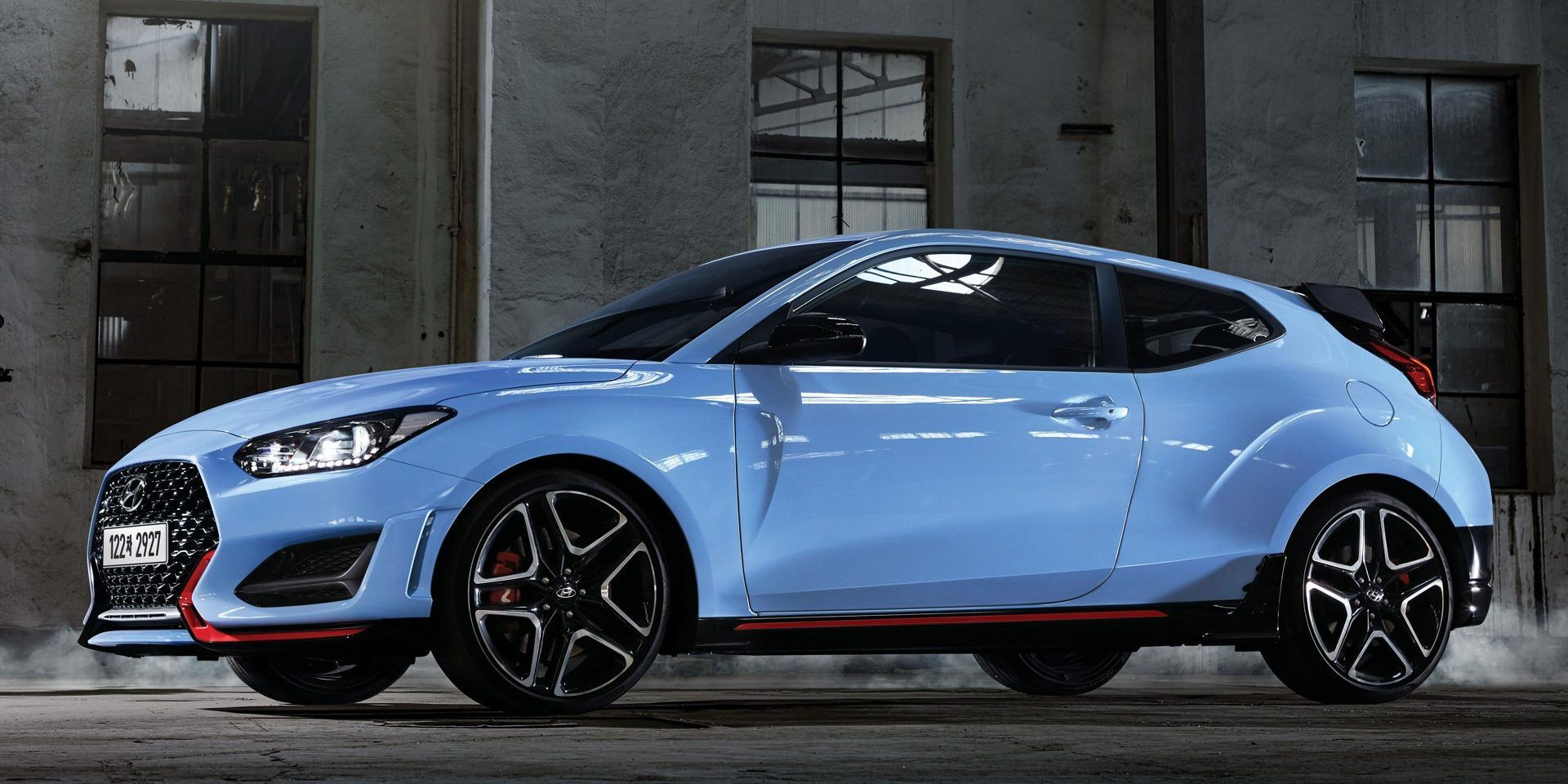 These Are The Coolest Features Found In The New Hyundai Veloster N