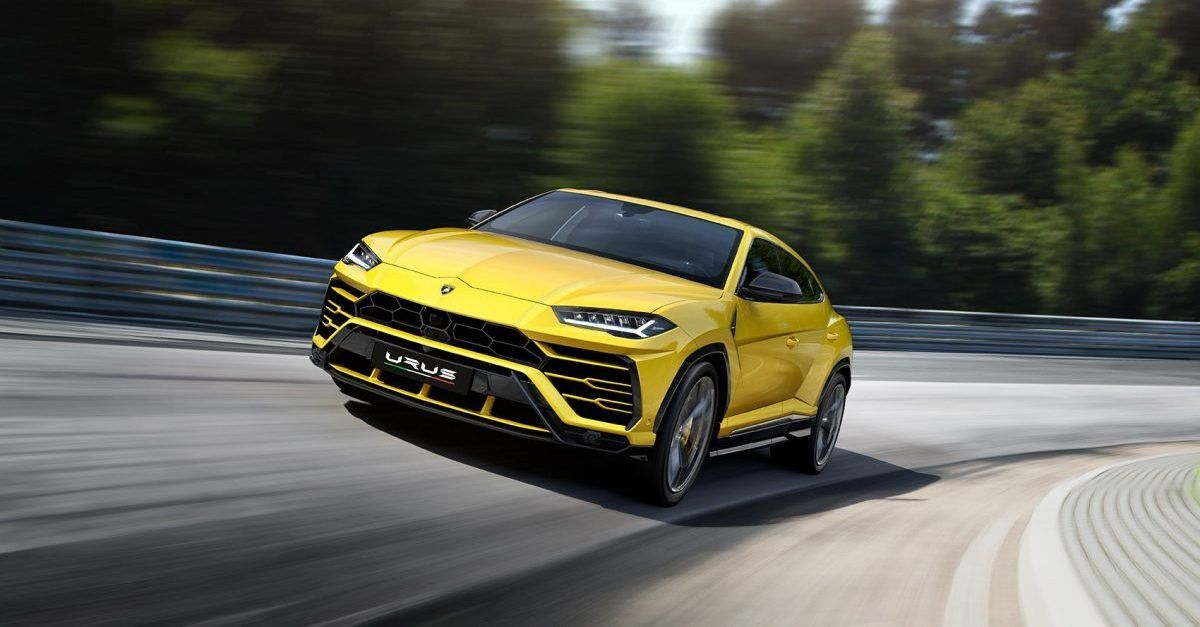 10 Sports Utility Vehicles That Can Outrun A Sports Car   HotCars