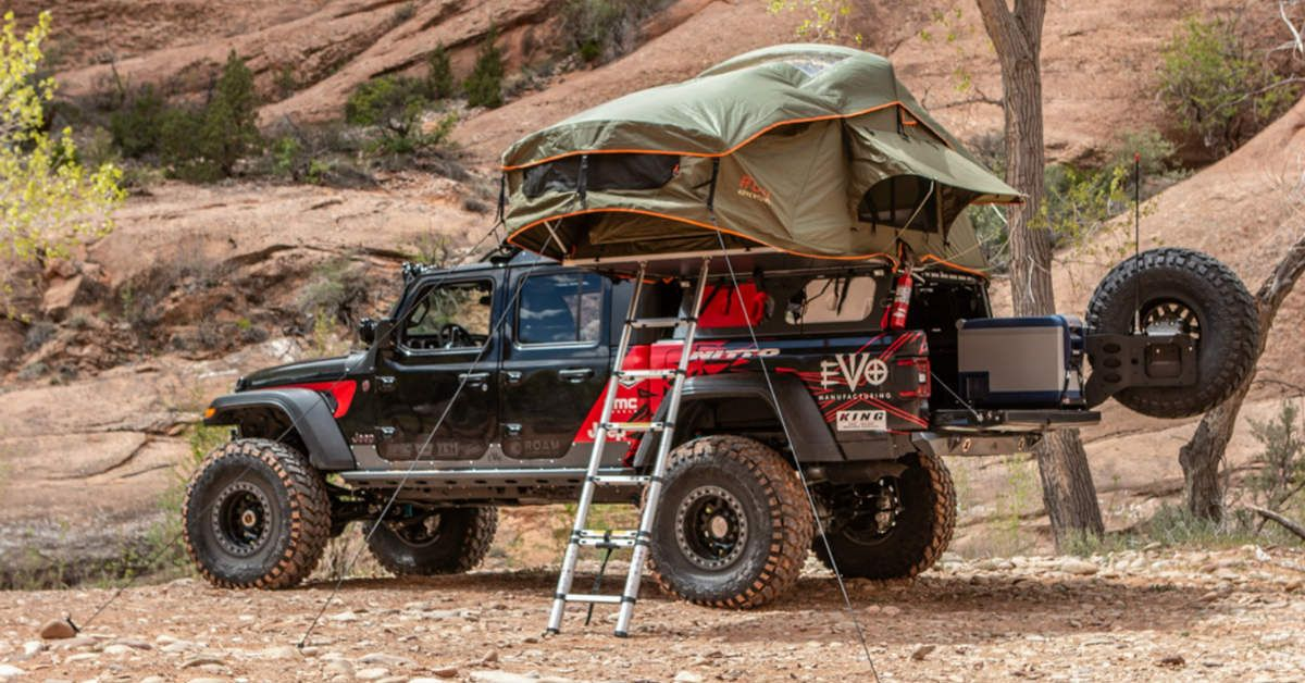 These Are The Best Trucks And SUVs To Turn Into Overlanding Vehicles