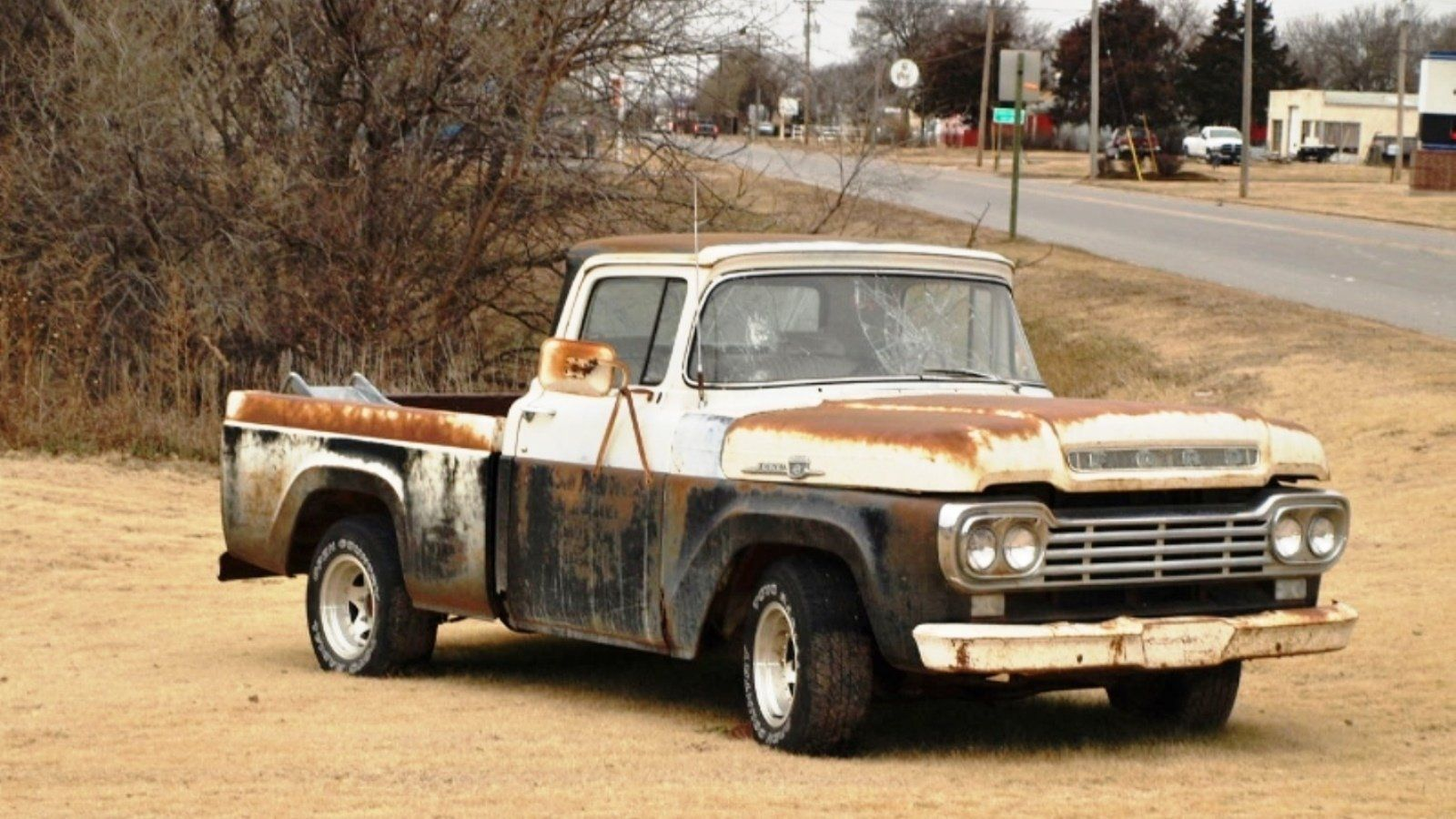 10 Pickups We'd Be Embarrassed To Take On The Road | HotCars
