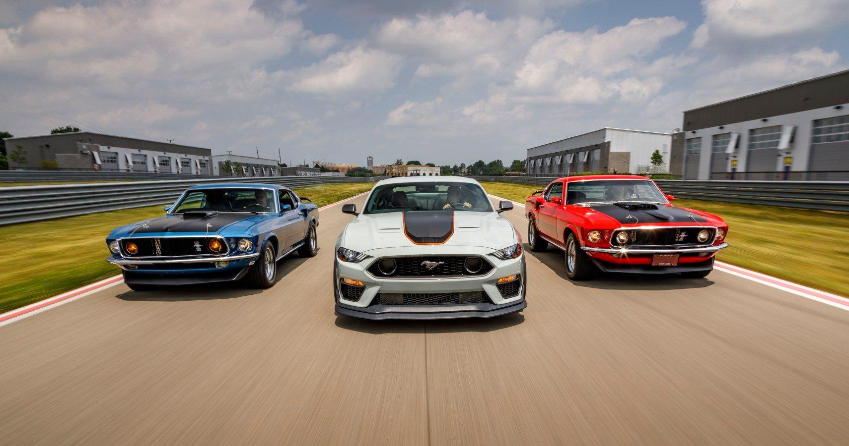 The Average Mustang Buyer Is Getting Older: Here's What May Be Going On