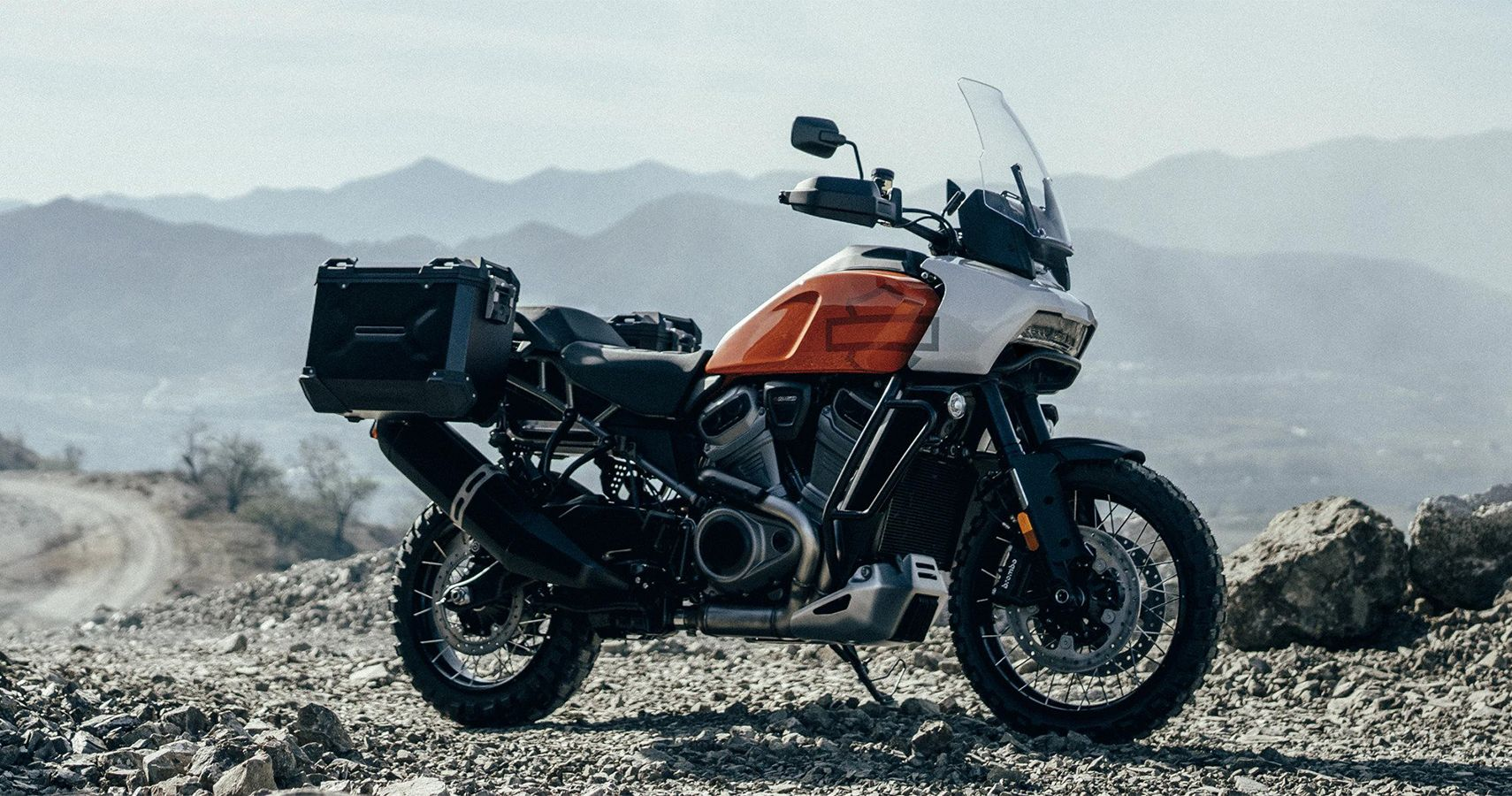 Here's Why The Harley-Davidson Pan America Is Selling Like Hot Cakes