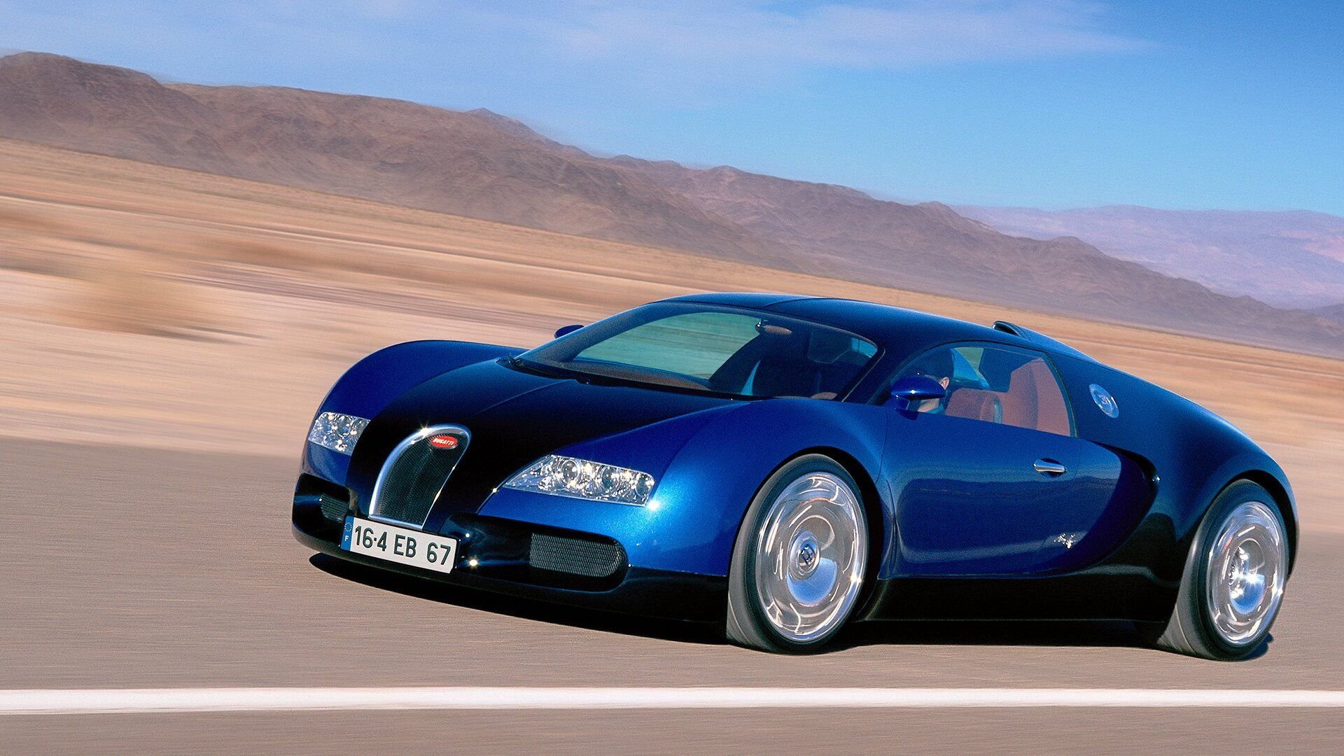 Here's What We Love About The 2005 Bugatti Veyron