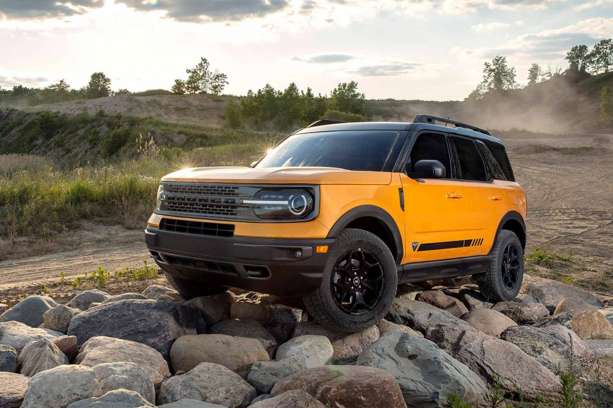 Check Out The 10 Best Off-Road SUVs... That Aren't A Jeep Wranger