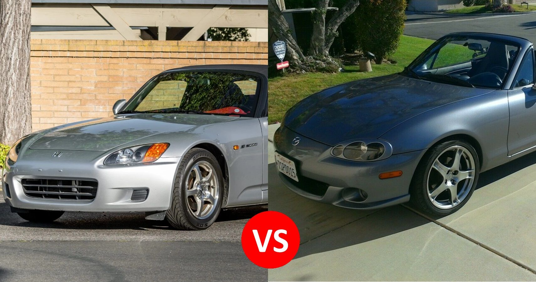 Auction Dilemma: Honda S2000 Vs. Mazda MX-5 Miata MazdaSpeed