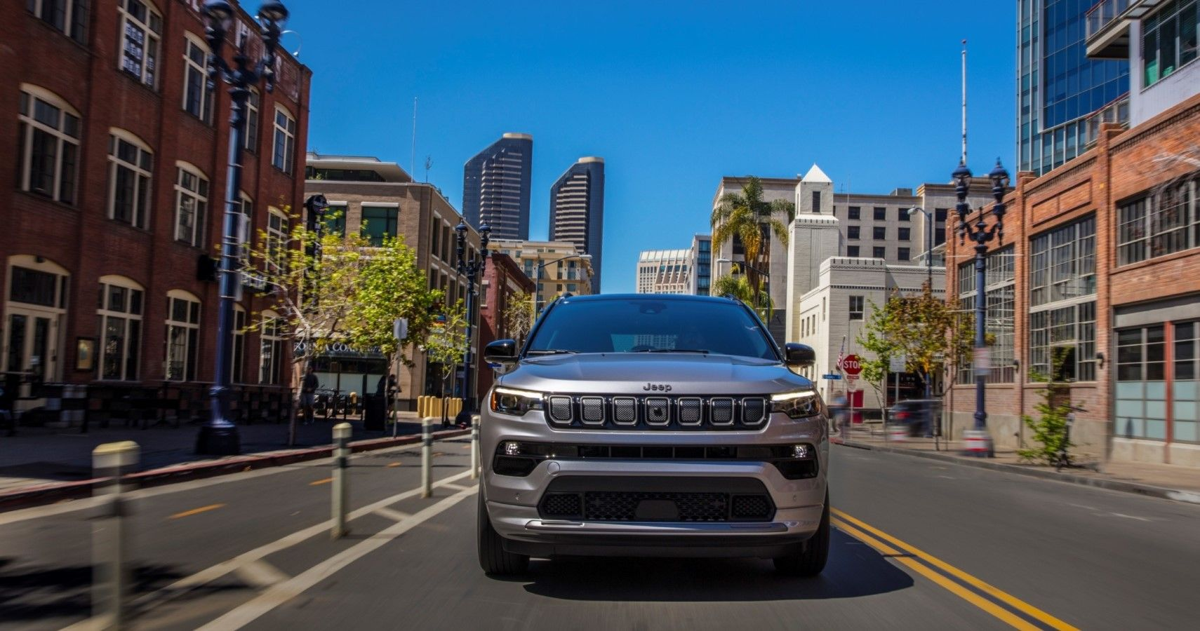 Here's What We Love About The 2022 Jeep Compass