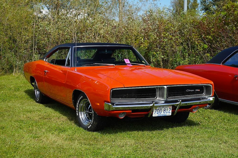Rusted 1968 Dodge Charger Brings In $38K On eBay