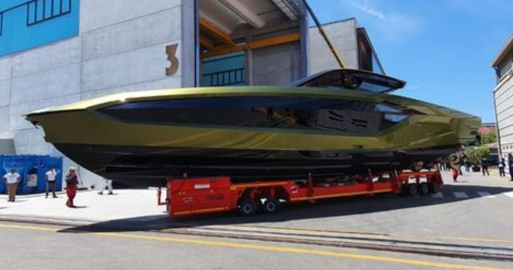 How Conor McGregor Made His $4 Million Lamborghini Yacht Even More Exclusive
