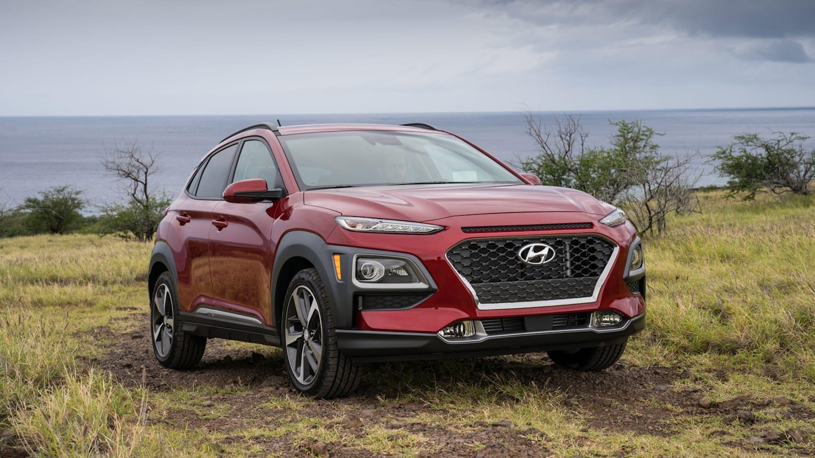 Here's How The Hyundai Kona And Bayon Compare