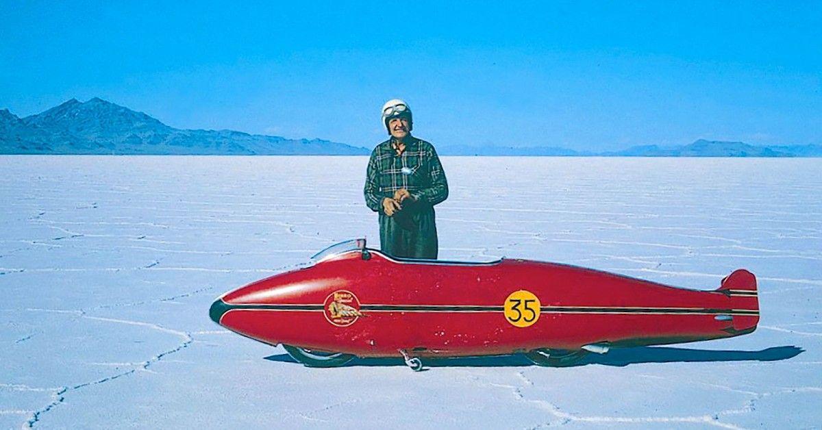 10 Fast Facts About Burt Munro